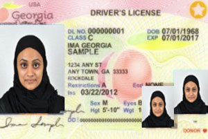 Hijabi Denied License by DDS