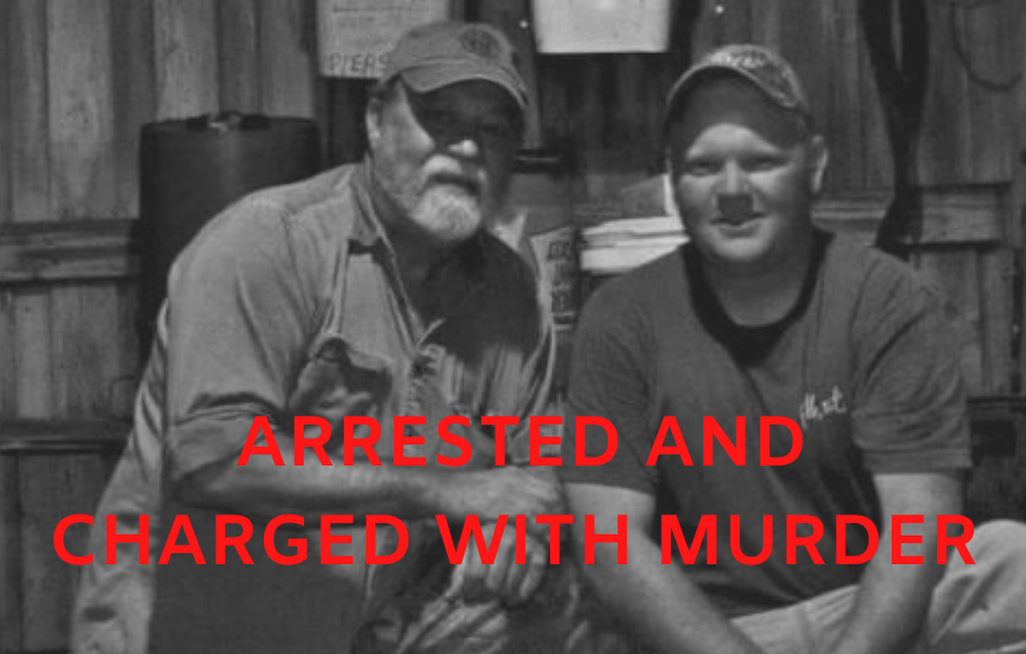 Gregory and Travis McMichael arrested in connection with the killing of Mr. Arbery 1