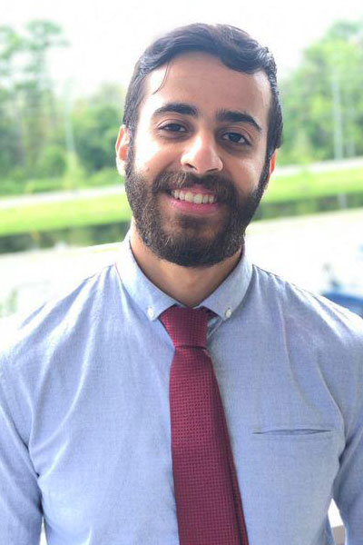 Ahmed Alhazmi, Paralegal
