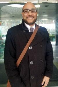 Kareem El-Hosseiny, Government Affairs Director
