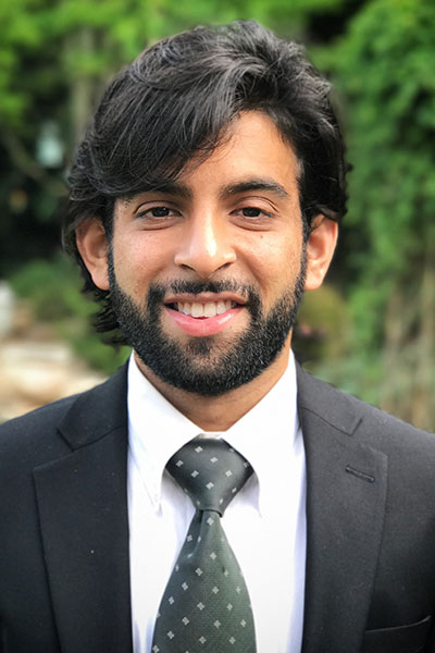 Murtaza Khwaja, Legal and Policy Director